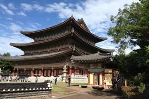 深圳去韩国旅游,深圳去日本旅游,深圳出发日韩旅游报价