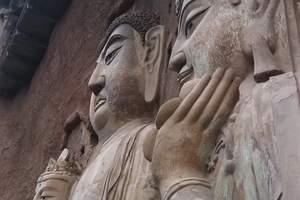 西安周边旅游 西安去麦积山三日游 西安周边旅游行程安排