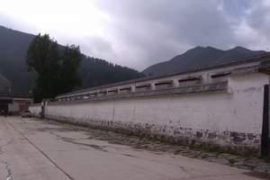 甘南、夏河旅游线路:天水麦积山石窟+兰州+临夏甘南草原6日游