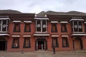 甘南拉卜楞寺