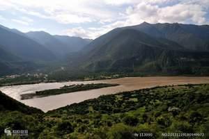 大美青海、西藏江南、雅鲁藏布大峡谷纯玩品质九日游