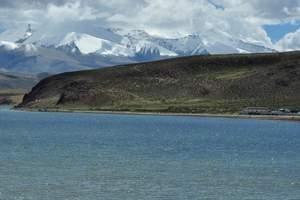 西藏阿里玛旁雍错湖