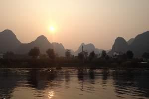 湛江国旅到桂林旅游|大漓江银子岩黄金桂林至尊纯玩美食团A线