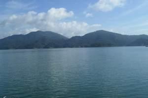 深圳去河源 河源全包价两日游