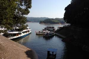 福州到大金湖旅游|泰宁大金湖、上清溪动车两天一夜多少钱暑假去
