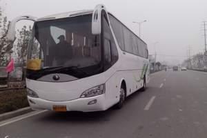 55座车大巴新郑机场接机