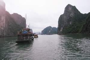 (越南)东兴、下龙、河内、岘港、会安五天休闲探秘游(国三)