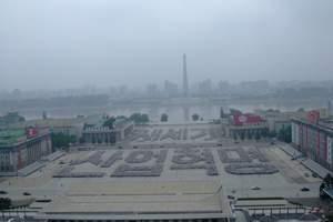 温州到朝鲜旅游 平壤三八线开城妙香山双卧四日游 入住特级酒店