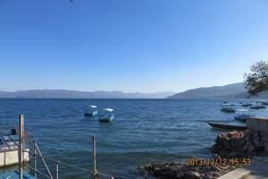 蓝色抚仙湖一日游