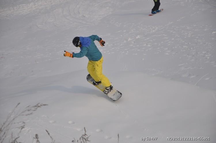 淄博淄川梓橦山滑雪一日游-淄川梓潼山滑雪一日游