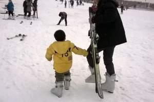 蓟县滑雪_天津蓟州国际滑雪一日游_蓟县国际滑雪场一日游