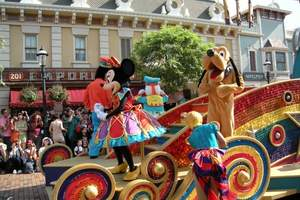 上海+苏杭+乌镇周庄+凯蒂猫家园+巧克力乐园+迪士尼6日游