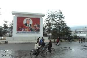 丹东到朝鲜旅游不用护照边境新义州一日游
