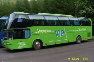 宁波53座旅游大巴租赁 旅游、会议、婚庆等包车服务