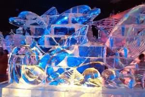 冬季冰雪大世界 哈尔滨冰雪大世界门票团购特惠 直通车 特价