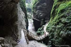 重庆武隆天坑三桥旅游一日游|天坑三桥 地缝一日游(上门接)