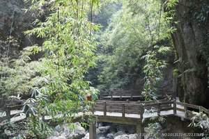 重庆周边游  武隆仙女山-天生三硚-龙水峡地缝纯玩2日游