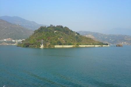 宜昌到小三峡、白帝城二日游