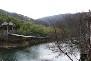 扬州出发到盱眙明祖陵、第一山、铁山寺、天泉湖一日