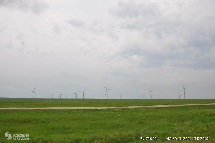 【散客5】内蒙古希拉穆大草原、蒙牛工业园2日游<草原骑马>