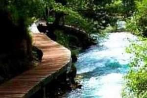 天津到十渡拒马河游乐园、孤山寨(含竹筏)一日游