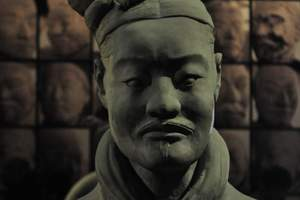 西安兵马俑 南宁到西安、兵马俑、华山双卧7日游