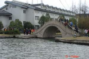 长春到华东五市+黄山千岛湖龙川湾双水乡双飞8日含夜景