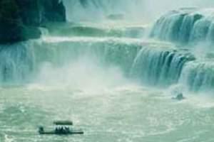天津到广西_通灵大峡谷_德天瀑布_巴马长寿村双飞6日游