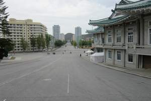 朝鲜旅游|沈阳去朝鲜旅游双飞5日游|金刚山、平壤、开城、远山