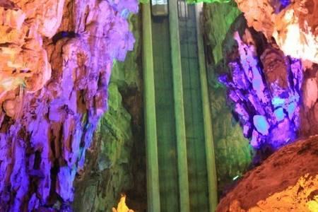 世界溶洞之冠-冠岩、古东森林瀑布一日游