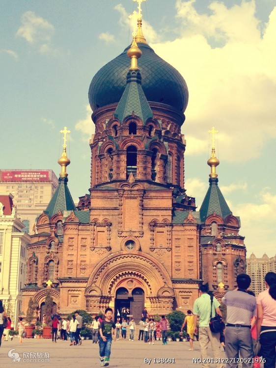 索菲亚/查看哈尔滨圣索菲亚教堂详细介绍