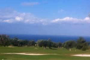 【征战欧洲PGA主战场】土耳其安塔利亚顶级地中海高尔夫之旅