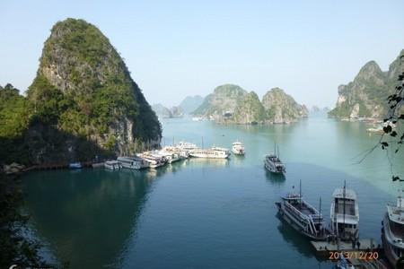 洛阳到南宁、凭祥、越南河内、巡州岛、下龙湾+北海7日游