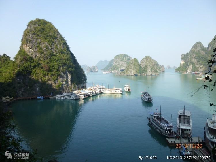 (越南买一送一啦、1人出钱两人同游)越南下龙、河内四天品质游