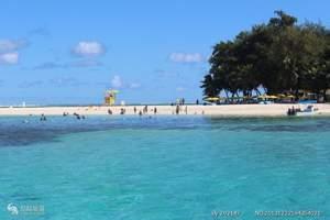 北京出发到塞班岛旅游费用:美洲塞班卡诺亚水上俱乐部海岛5日游