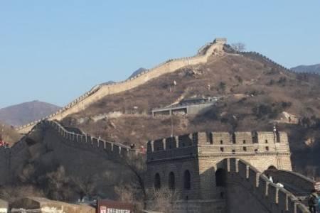 """惠州出发到 北京故宫. 八达岭+天津""""双城联游""""双飞纯玩六天"""