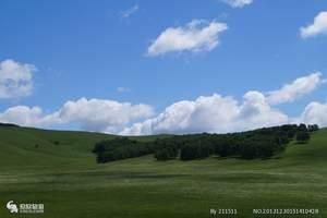 去锡林郭勒大草原旅游团内蒙锡林郭勒多伦原生态草原双汽三日