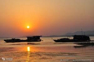 国庆节新乡到台儿庄古城、微山湖红荷湿地二日游  十一旅游去哪
