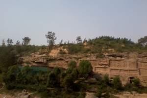 银川到靖边波浪谷、萨拉乌苏草原休闲2日游