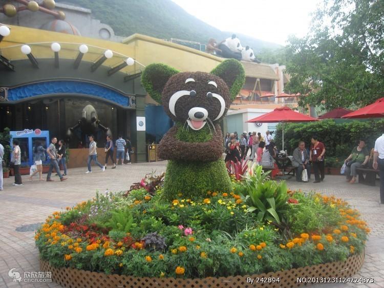 迪士尼/查看香港海洋公园详细介绍...