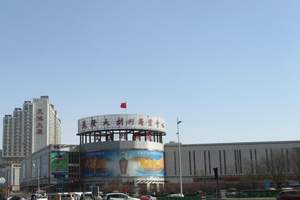天津大胡同商业区