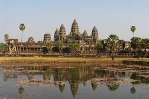 云南-柬埔寨、秘境高棉、吴哥窟双飞5日精品游