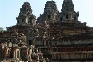 出境游 【吴哥丽景】山东济南到柬埔寨·吴哥探秘休闲六日游
