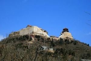 北京平谷旅游 飞龙谷、丫髻山森林公园汽车两日游