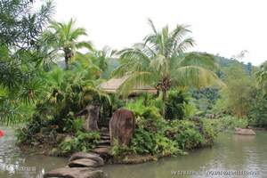 西安到三亚呀诺达雨林旅游景点介绍 三亚海南岛双飞6日游报价
