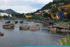 香港双飞四日(海洋公园、迪士尼新品团)A线(A1线)