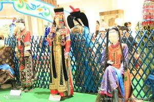 到内蒙古呼和浩特旅游团:蒙牛、昭君墓、希拉穆仁、响沙湾四日游
