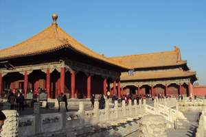 【玩美北京】 皇城悠游双高3日游-北京高铁三日游