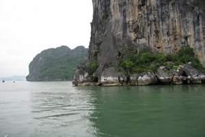 南宁去德天瀑布、越南下龙湾、海防、河内、北海银滩涠洲岛7日游