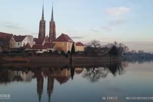 波兰、捷克、匈牙利、斯洛伐克4国10天深度游一价全含
